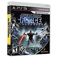 Star Wars:The Force Unleashed PS3