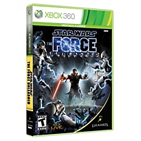 Star Wars:The Force Unleashed Xbox 360