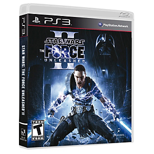 Star Wars:The Force Unleashed 2 PS3