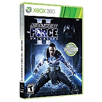 Star WarsThe Force Unleashed 2 Xbox 360