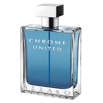 Chrome United Eau de Toilette Spray 100 ml Edición Limitada