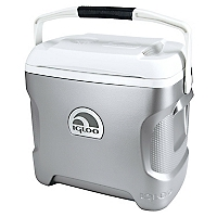 Cooler Electrico Iceless 28 QT Gris