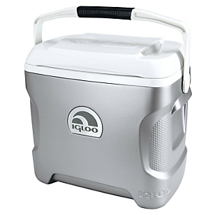 Cooler Electrico Iceless 28 QT Gris