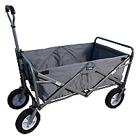 Carro Plegable Milano Gris