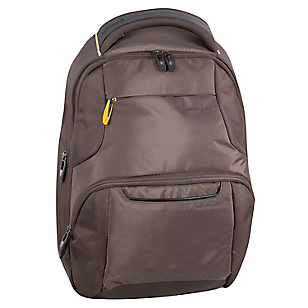 Laptop Backpack Nikkei 495 Tabaco