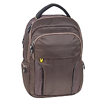 Laptop Backpack Nikkei 492 Tabaco