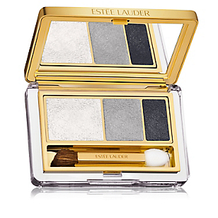 Pure Color Instant Intense EyeShadow Trio in Gilded Chocolates
