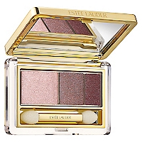 Pure Color Instant Intense EyeShadow Trio in Sterling Plums