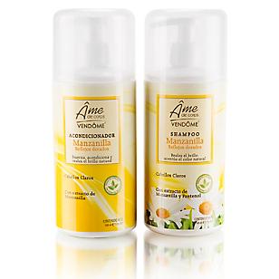 Pack Shampoo + Acondicionador Manzanilla