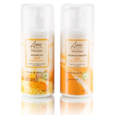 Pack Shampoo + Acondicionador Miel
