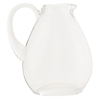 Jarro Pitcher Clear 1 lt