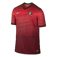 Replica Camiseta Portugal Home STD JSY