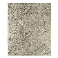 Alfombra Shaggy Verde Pistacho 133 x 180 cm