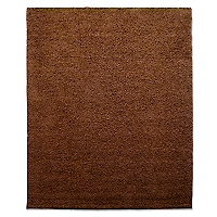 Alfombra Shaggy Chocolatelate  150 x 200 cm