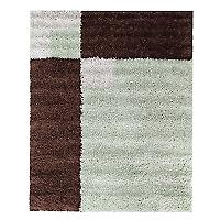 Alfombra Shaggy Alambra Verde Pistacho 150 x 200 cm
