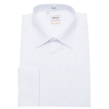 Camisa Lisa Blanca Slim Collera