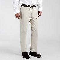 Pantalón Twill Classic Sin Pinza Recto