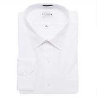 Camisa Lisa Blanco Slim