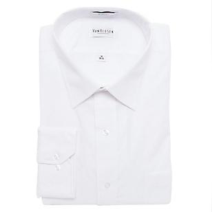 Camisa Lisa Blanco Slim