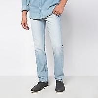 Jeans Hombre Liso