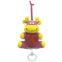 Colgante Musical Infant Giraffe
