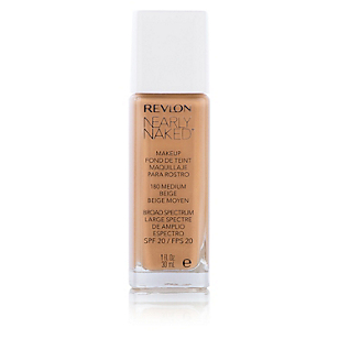 Maquillaje para Rostro Nearly Naked Make Up