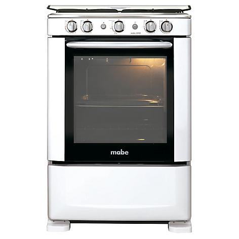 Mabe Cocina 4 Quemadores Andes60hb0