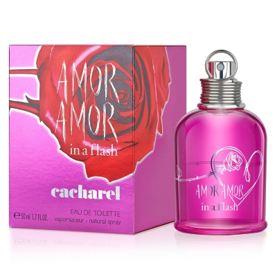Perfume Amor Amor in a Flash EDT 100 ml