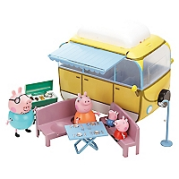 Campervan Playset 2 figuras