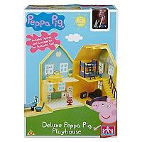 Playhouse Peppa 4 Figuras