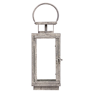 Farol Metal 14 x 14 x 33 cm Gastado