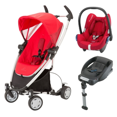 Coche Travel System Zapp Xtra 2 RD