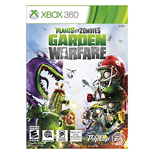 Plants vs Zombies Garden Warfare Xbox 360