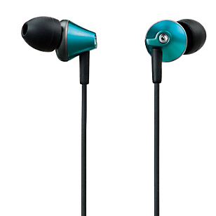 Audífono In Ear RP-HJE290PPW Azul