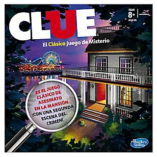 Juego Clue Clásico
