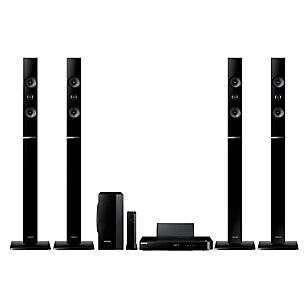 Home Theater Blu-Ray 3D HT-H6550WK