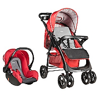 Coche Travel System Andes E69 Red