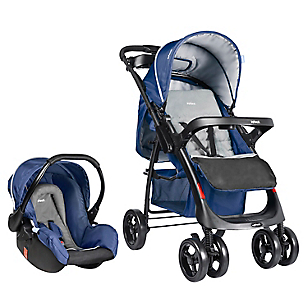 Coche Travel System Andes E69 Navy