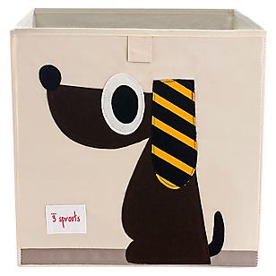 Caja para Juguetes Perro
