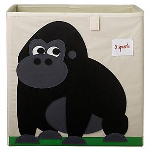 Caja para Juguetes Gorila