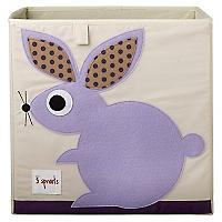 Caja para Juguetes Conejo