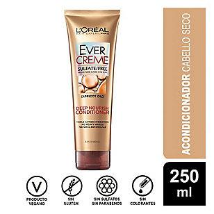 Acondicionador EverCréme Intense Nourishing
