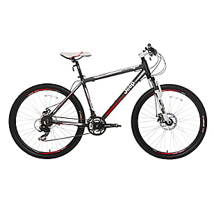 Bicicleta Aro 26 Vesubio Aluminio Negro