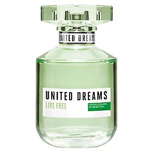 Perfume Live Free EDT 80 ml