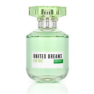 Perfume Live Free EDT 50 ml