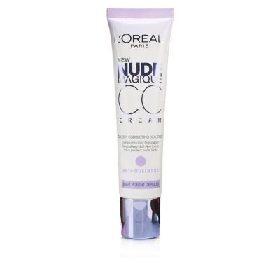 Base de Maquillaje CC Cream Nude Magique Anti Opacidad