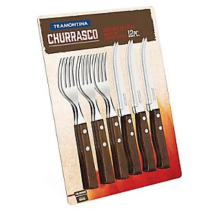 Set 6 Cuchillos + 6 Tenedores