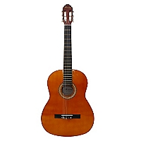 Set de Guitarra Cl�sica Natural 39 Pulgadas