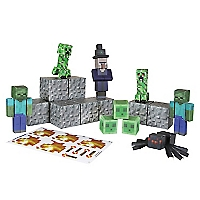 Papercraft - Hostile Mobs 30 pcs