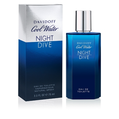Night Dive Man EDT 75 ml